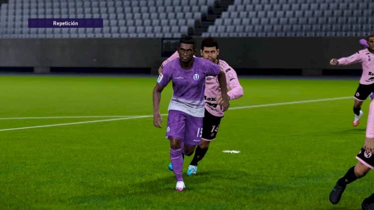 eFootball PES 2021 / Option File Liga Peruana