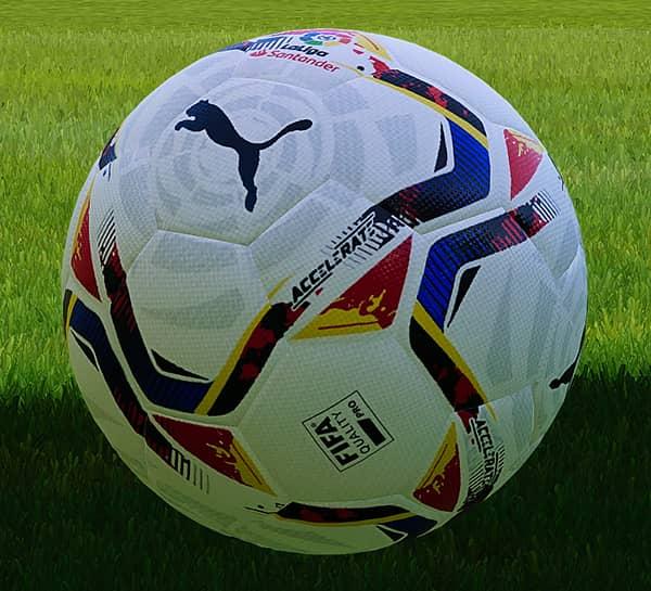 eFootball PES 2021 / Ball Server Pack V1